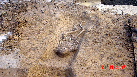 archaeologist work essay