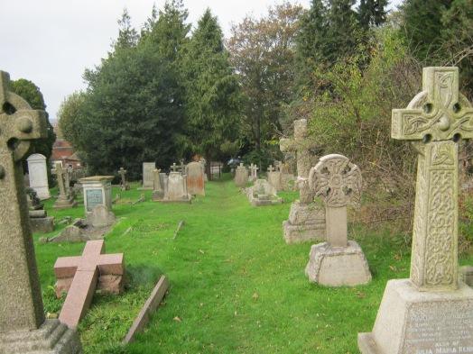 Lots of Celtic Crosses